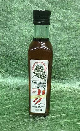Aromatizzato al peperoncino / Spicy oil