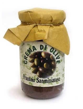 Crema di olive / Olive cream