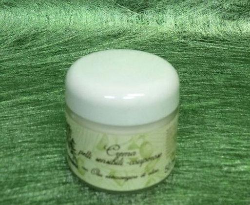 Crema viso pelli sensibili / Sensible skin cream