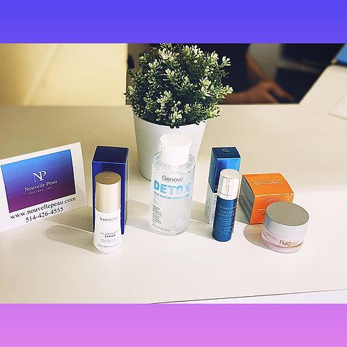 Skin expert kit