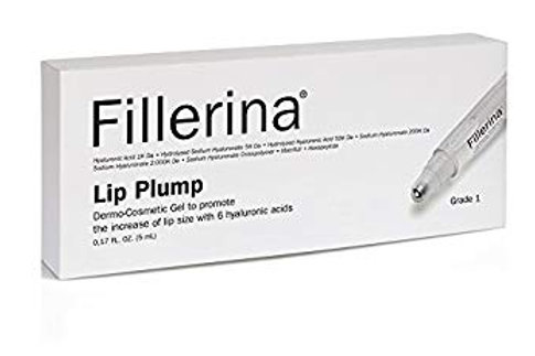 Fillerina Lip Plump-Lip Volumizer Treatment With Hyaluronic Acid l Helps Plump L