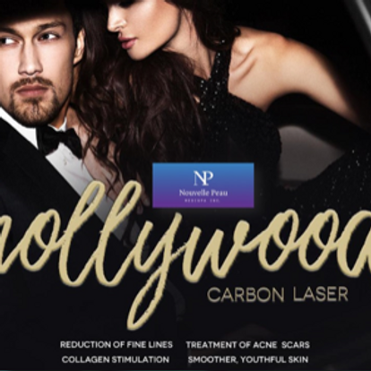 Hollywood Laser peel voucher