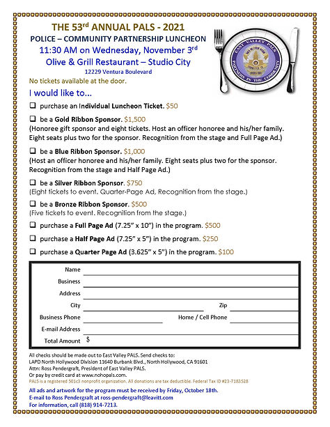 2021 Flyer - Community Luncheon PALS-LAPD.jpg
