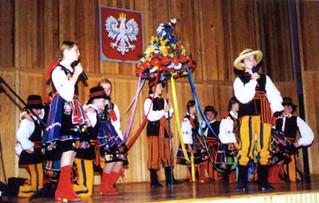Un groupe Polonais à Saint-Egrève