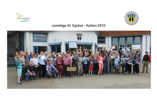 Visite de Karben 2015