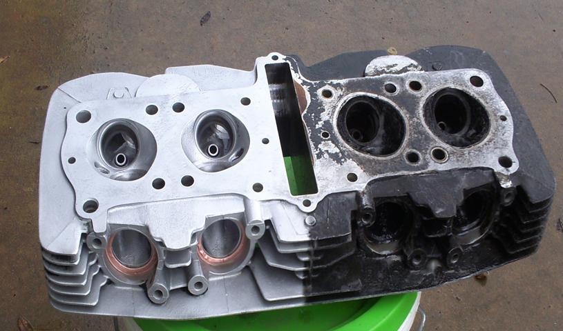 Laser Clean Engine