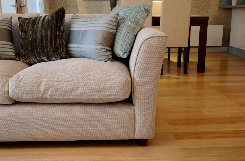 Upholstery Cleaning & Restoration