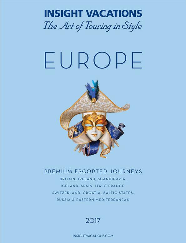 EUROPE 2017 Brochure