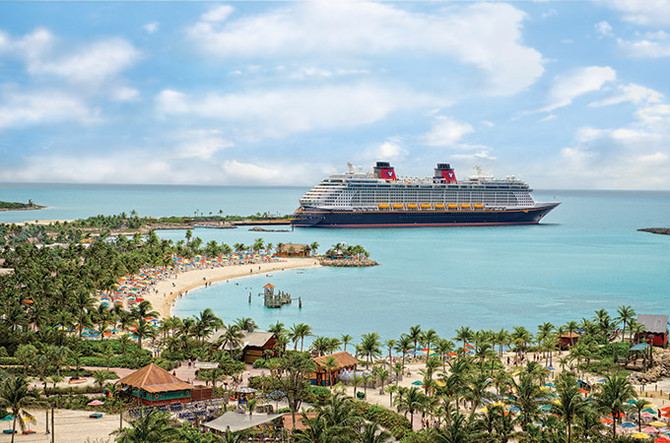 Disney Featured Ports and Itineraries for Fall 2017