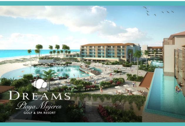 NEW DREAMS RESORT - Playa Mujeres