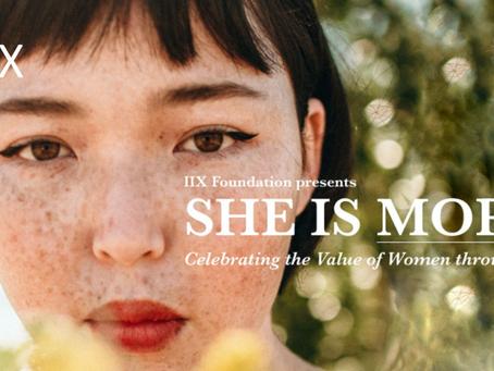 beCuriou and IIX for Women Empowerment
