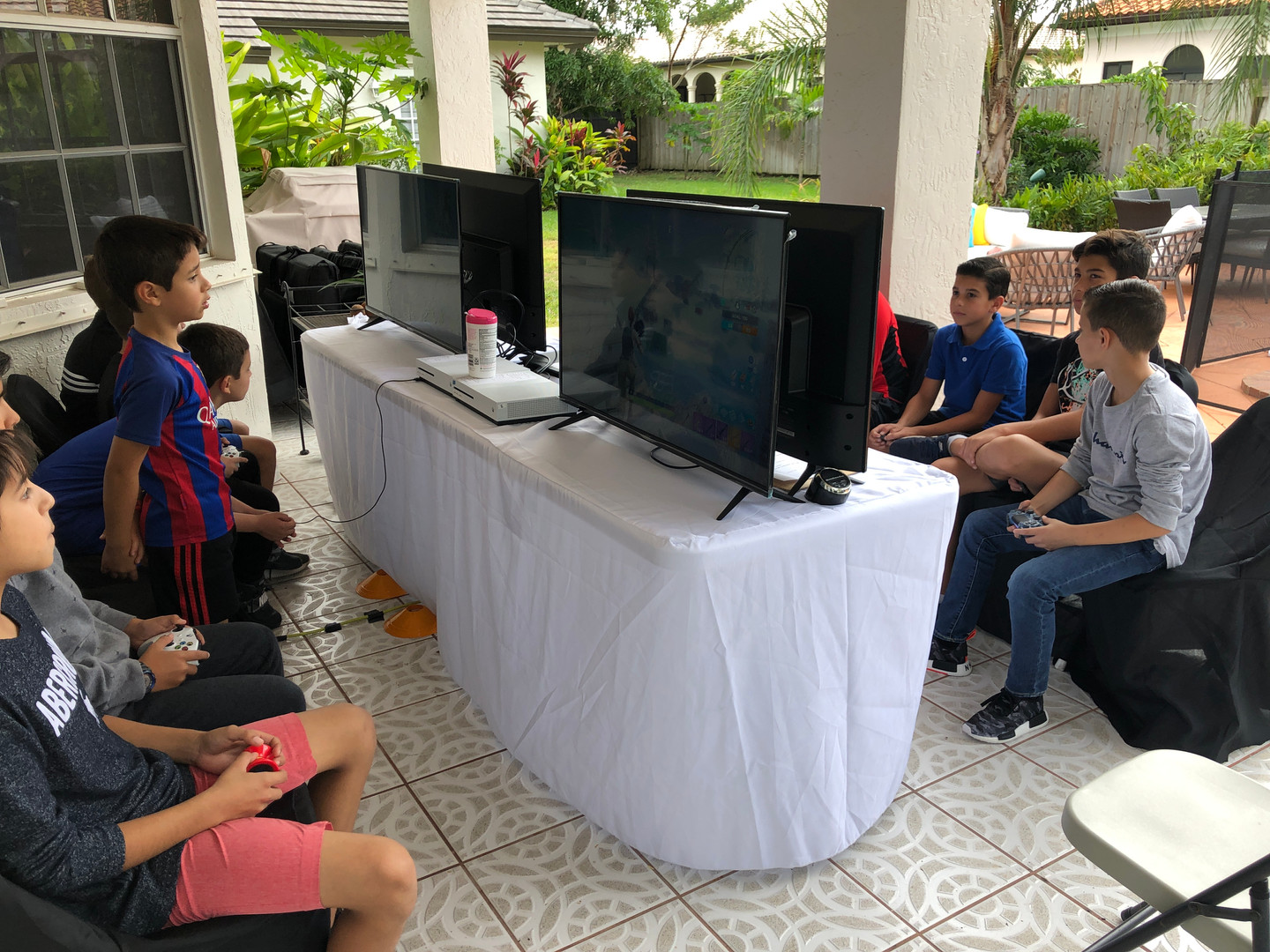 Video Gaming Party Pinecrest