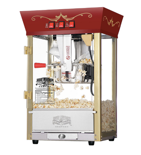 Popcorn Machine Rental - Movie Night