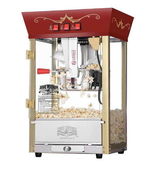 Popcorn Machine Rental - Movie Night