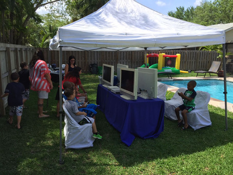 Weston Florida Video Game Party Rentals
