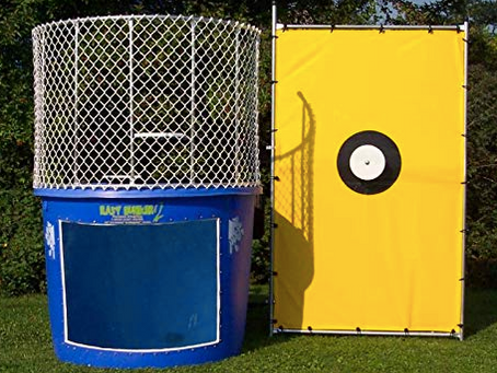 Backyard Dunk Tank Rental 305-741-5028