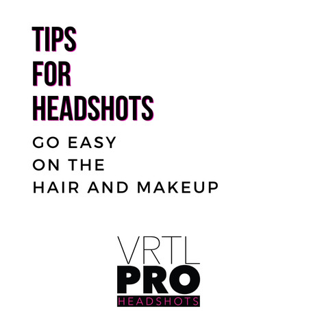 Do I need a Make Up Artist for my Headshots?