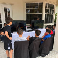 Video Game Bus Party Rental 305-741-5028