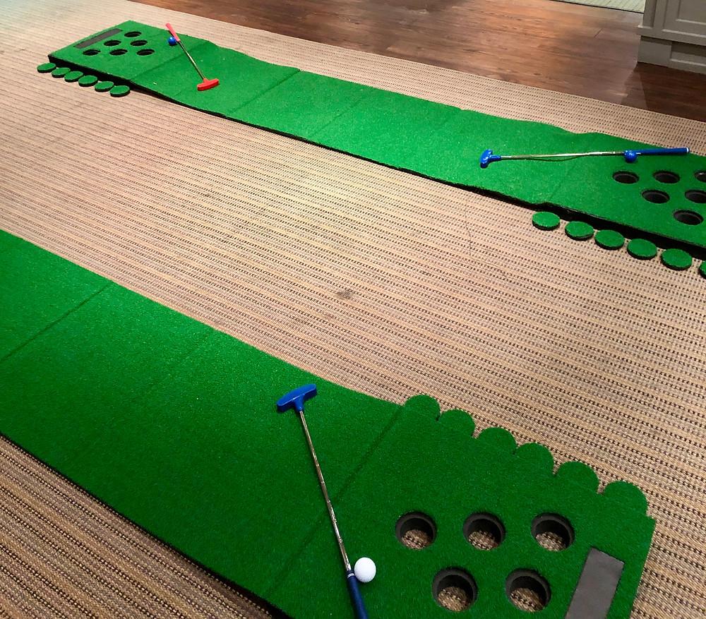 Putt golf rental miami 305-741-5028