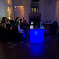 Blacklight party rental miami 305-741-5028