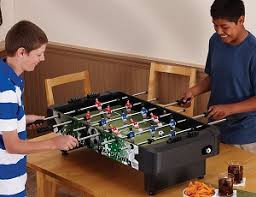 Foosball Table Top