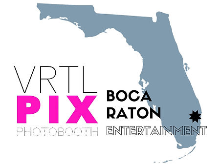 Boca Raton Photo Booth Party Game Rentals