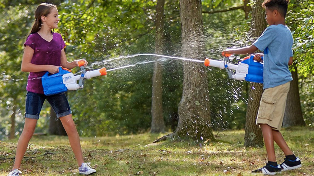 NERF SUPER SOAKER water guns party 305-741-5028