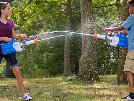 NERF Super Soaker Water Party
