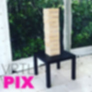 JENGA party game rentals boca raton florid