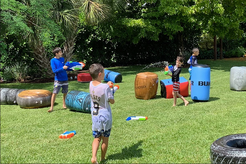 NERF SUPER SOAKER Party Package 305-741-5028