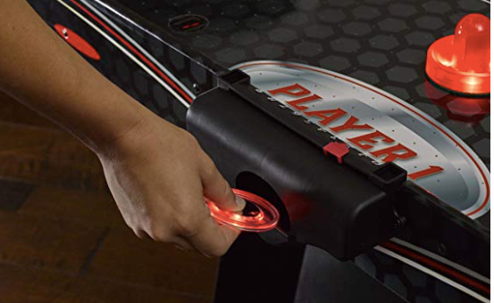 4 Player Air Hockey LED