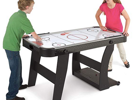 Air Hockey Tables for Rent at Parties