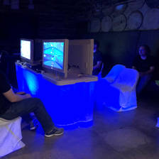 Ft Lauderdale Video Game Party Rental
