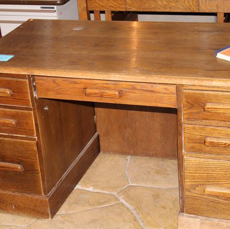 Oak Desk 75% Off
