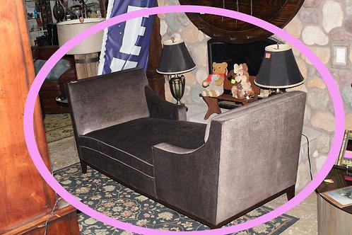 Micheal Berman Tete-a-tete Chaise Lounge