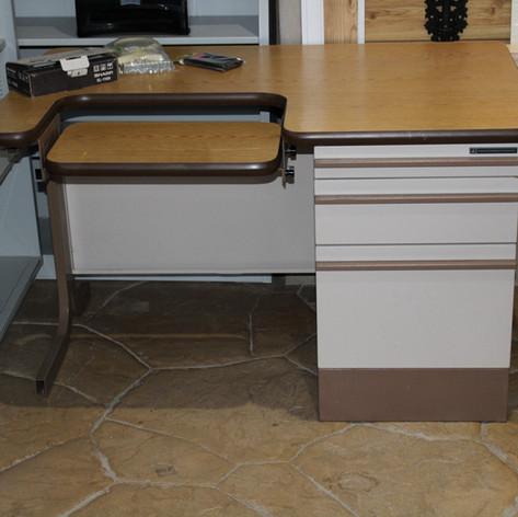 Formica Top Computer Desk