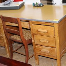 Oak Antique Desk