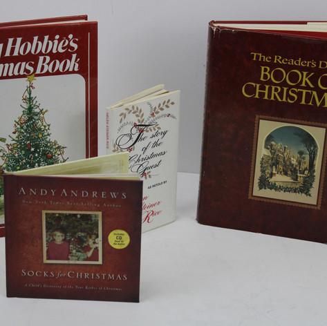 Misc. Christmas Books