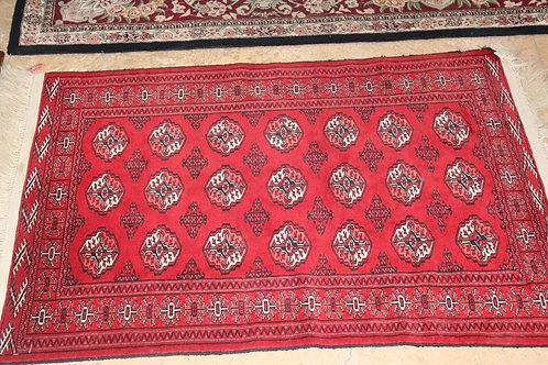 Hand Woven Wool Iranian Rug