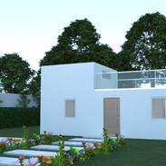 Una casa ideal para tu parcela.