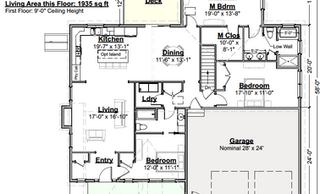 Raspberry Crisp Tweener Floor Plan