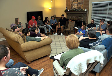 Small Group Meeting