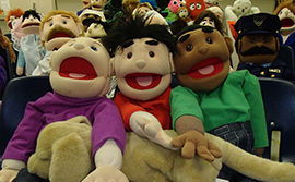 Wee Worship Puppets
