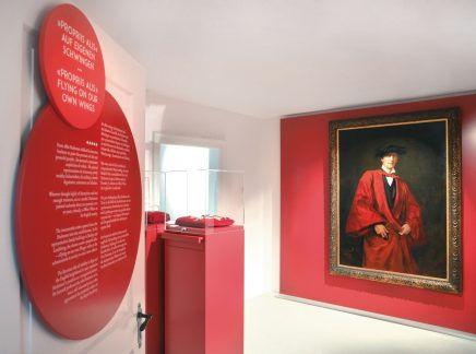 Wandtext - Herkomer Museum Landsberg