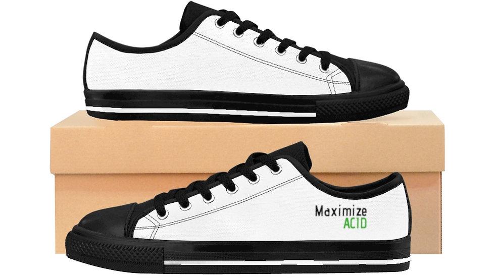 Men maximize acid sneaker