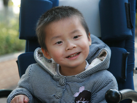 Become aChild Sponsorand help transform the lives of children with disabilities!