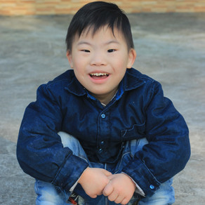 Noah   Age 7   Adoption Grant