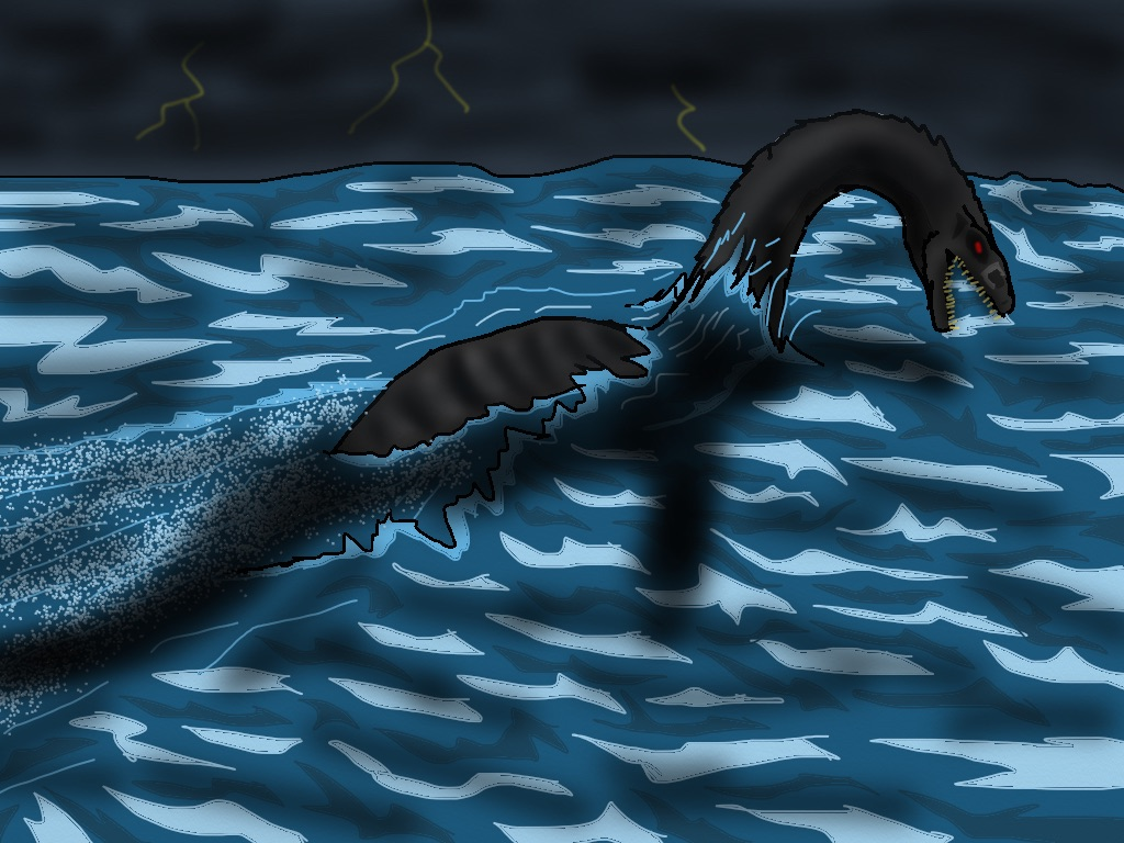 serpent des mer