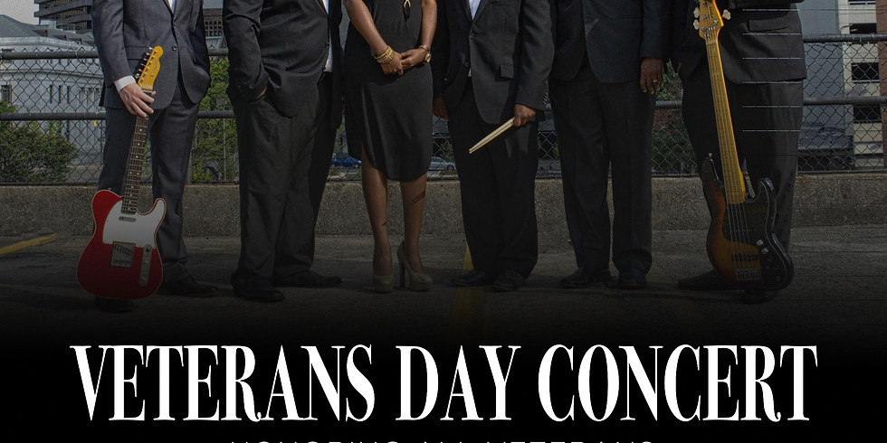 2nd Annual Official Clutch Band Veterans Day Concert