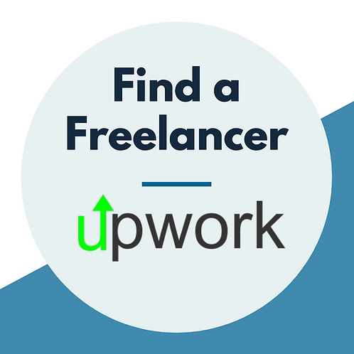 Upwork - Find a freelancer fast!